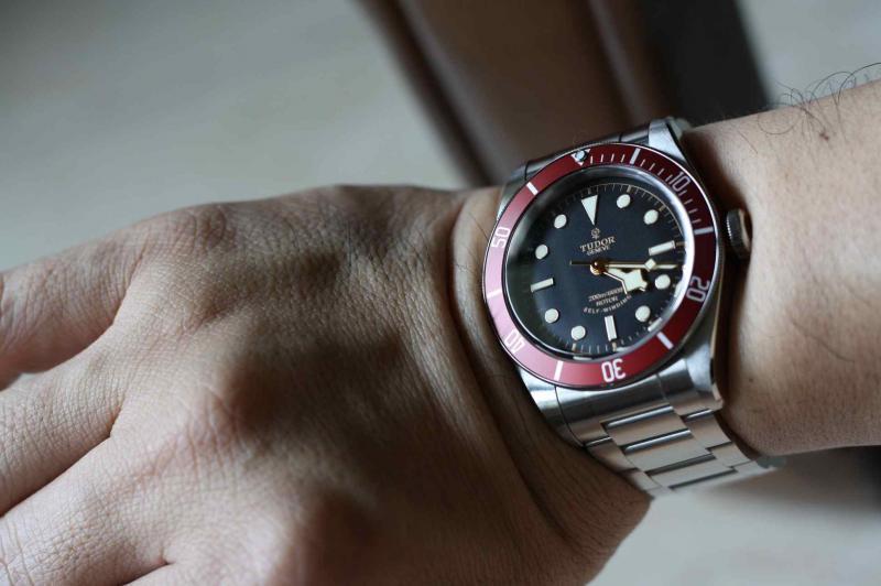 Name:  Tudor Wrist 2.jpg
