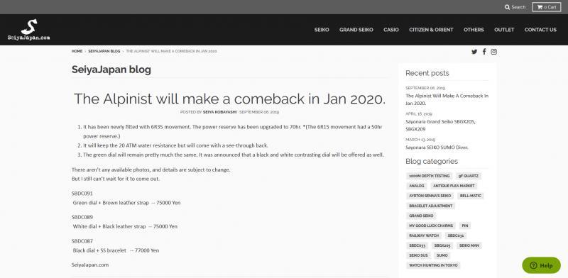 Name:  Screenshot_2019-09-07 The Alpinist will make a comeback in Jan 2020 .jpg Views: 249 Size:  32.3 KB
