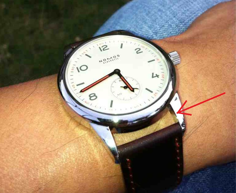 Name:  Nomos Club Lugs.jpg